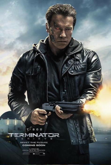 Terminator: Genisys, Arnold Schwarzenegger