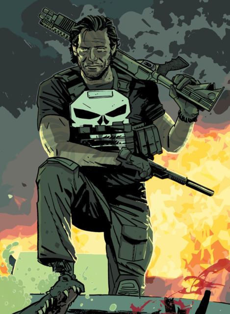 The Punisher, Frank Castle