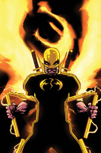 Iron Fist, Danny Rand, Heroes for Hire