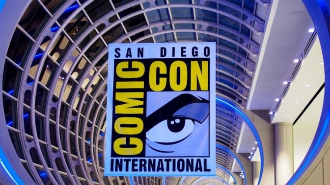 SDCC 15, San Diego Comic Con International