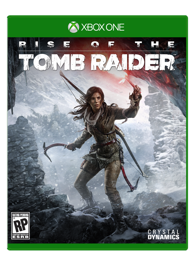 Tomb Raider, Rise of the Tomb Raider, Lara Croft