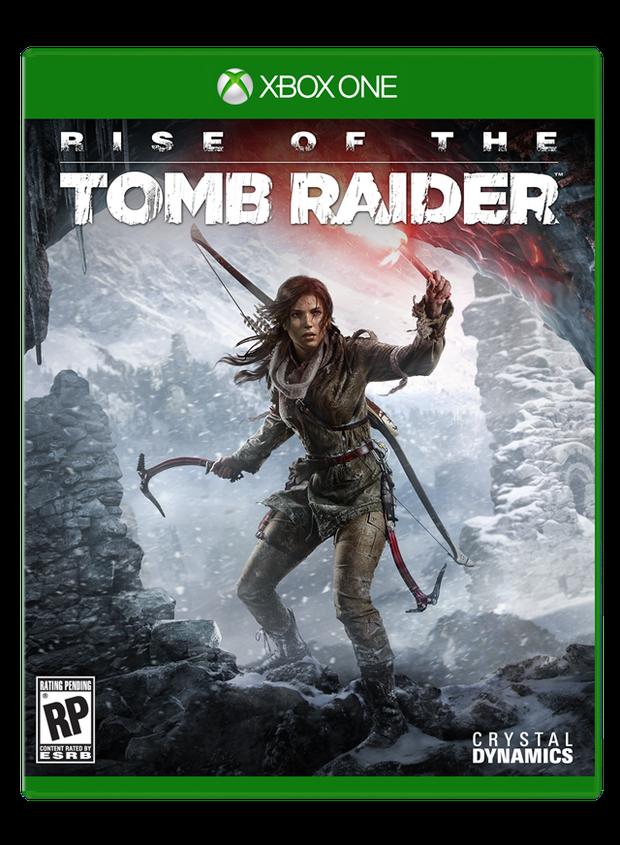 Tomb Raider, Rise of the Tomb Raider, Lara Croft