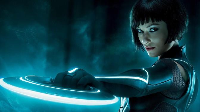 Olivia Wilde, Quorra, Tron: Legacy
