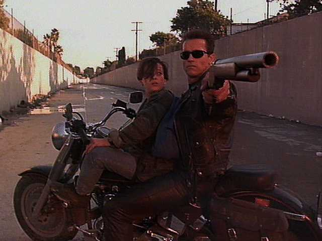 Terminator 2, Arnold Schwarzenegger,