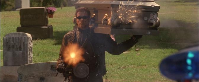 "My Favorite Scene: Terminator 3 Rise of the Machines (2003) ""Sarah Connor's Grave"""