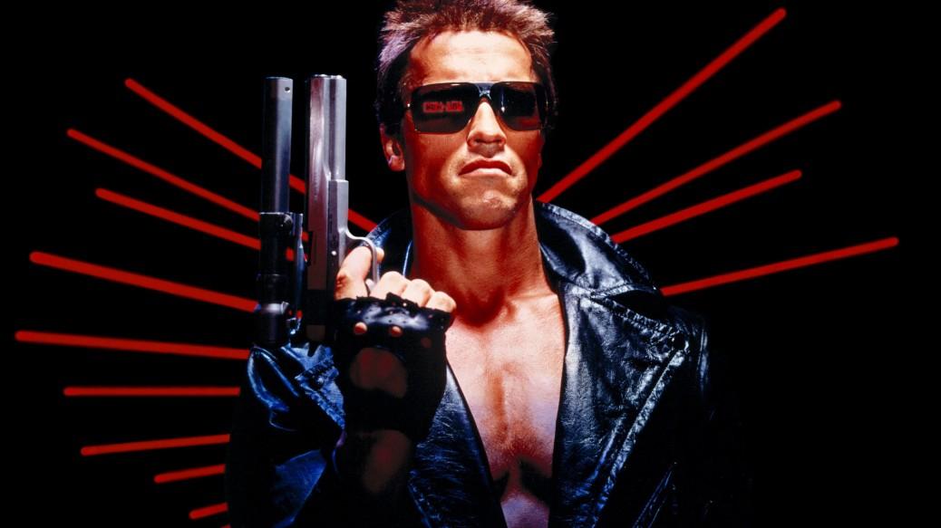 The Terminator, James Cameron, Arnold Schwarzenegger