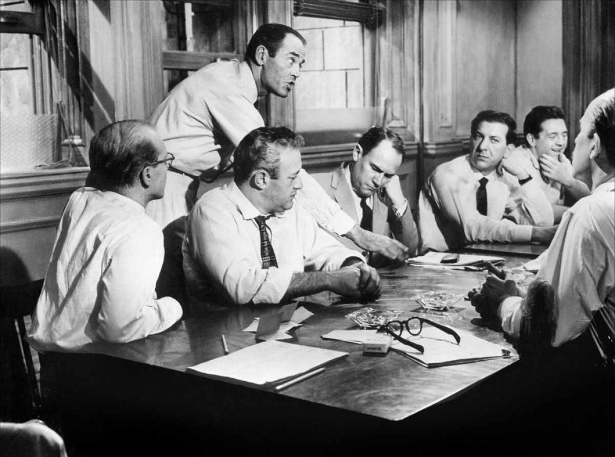 twelve angry men essay topics