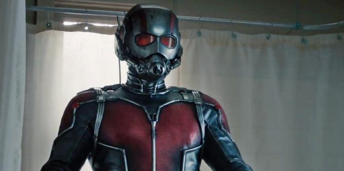 Paul Rudd, Ant-Man, Scott Lang