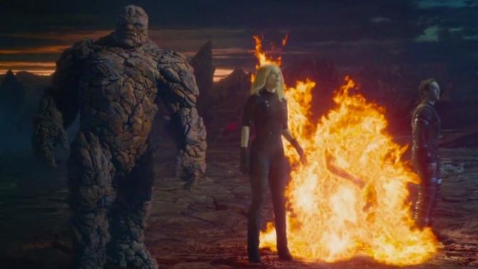 Fantastic Four, Michael B. Jordan, Jamie Bell, Kate Mara, Miles Teller, Thing, Human Torch, Invisible Woman, Mr. Fantastic