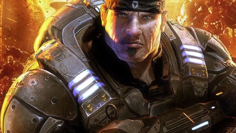 Gears of War, Marcus Fenix