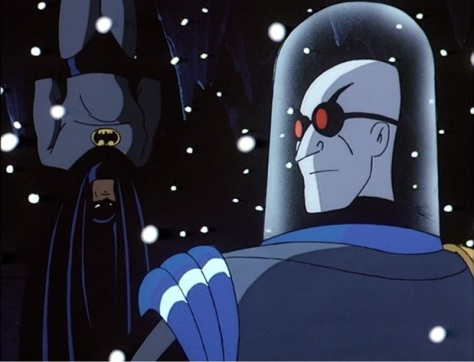 Mr. Freeze, Batman, Batman The Animated Series, Heart of Ice