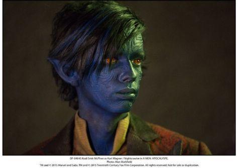 X-Men: Apocalypse, Nightcrawler