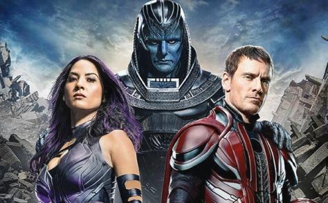 X-Men: Apocalypse, Olivia Munn, Oscar Isaac, Michael Fassbender, Psylocke, Magneto, Apocalypse, X-Men