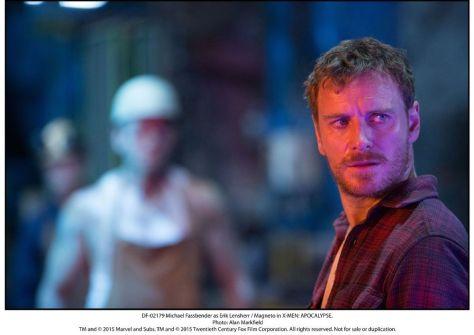 Magneto, Michael Fassbender, X-Men: Apocalypse