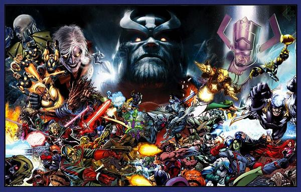Marvel Villains