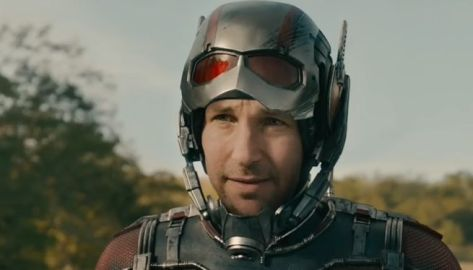 Paul Rudd, Scott Lang, Ant-Man