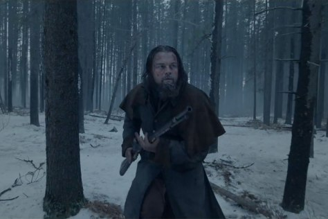 Leonardo DiCaptio, The Revenant