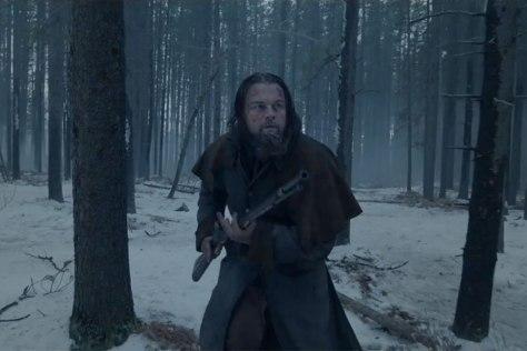 Leonardo DiCaptio, The Revenant