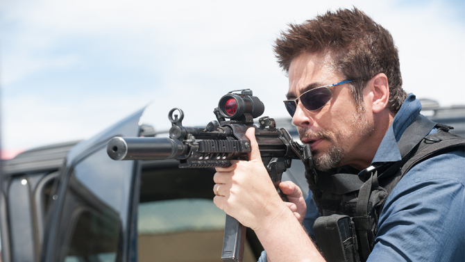 Trailer Time: Sicario Trailer #1 (2015) *Villeneuve's Next Masterpiece?*