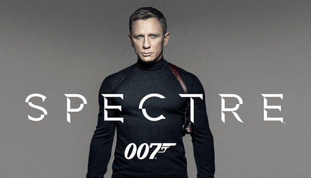 SPECTRE, James Bond, Daniel Craig, 007