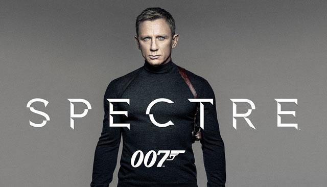 SPECTRE, James Bond, Daniel Craig, 007