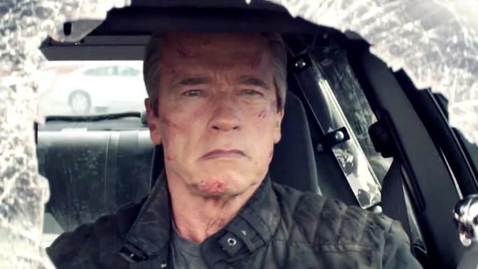 Terminator, Terminator: Genisys, Arnold Schwarzenegger