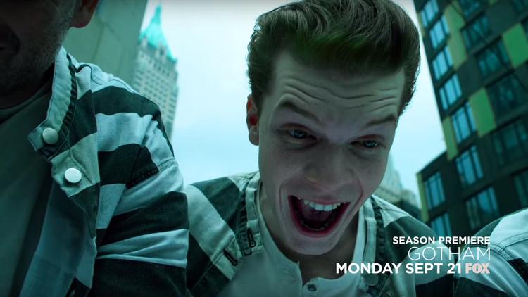 Joker, Gotham, Gotham Season 2