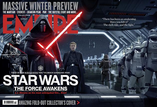 Star Wars Episode VII, Kylo Ren, General Nux