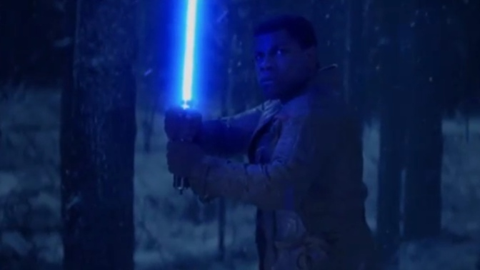 John Boyega, Star Wars Episode VII
