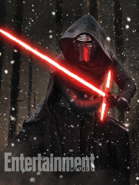 Star Wars Episode Vii, Kylo Ren