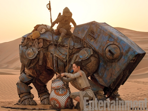 Star Wars Episode VII, Daisy Ridley
