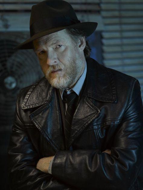 Donal Logue, Harvey Bullock, Gotham