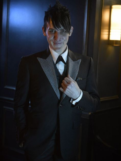 Robin Lord Taylor, Penguin, Gotham