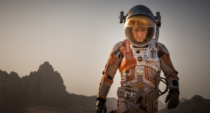 Trailer Time: The Martian Trailer #2 (2015) *Will Ridley Mess Up 2014's Best Book?*
