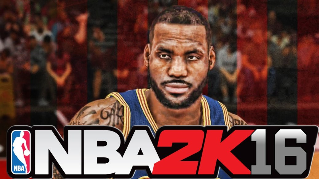 NBA 2k16, LeBron James