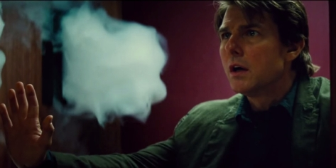 Ethan Hunt, Tom Cruise, Mission Impossible Rogue Nation