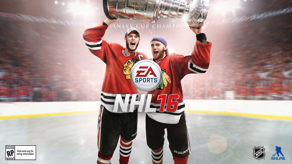 NHL 16, Chicago Blackhawks