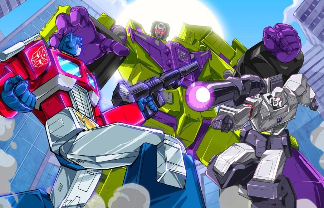 Optimus Prima, Devastator, Transformers, Transformers: Devastation