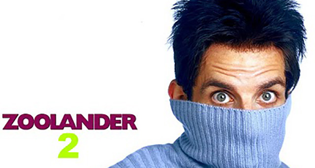 Zoolander 2, Ben Stiller, Derek Zoolander