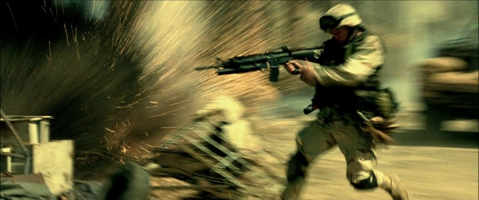 "My Favorite Scene: Black Hawk Down (2001) ""We Have a Black Hawk Down"""