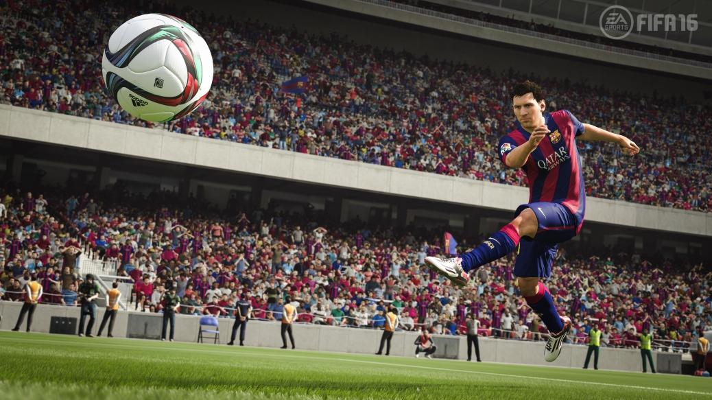 FIFA 16, Lionel Messi