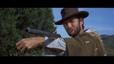 Clint Eastwood, The Good The Bad and The Ugly