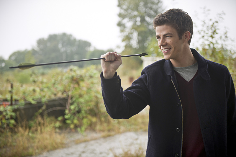 The Flash, Grant Gustin, Barry Allen