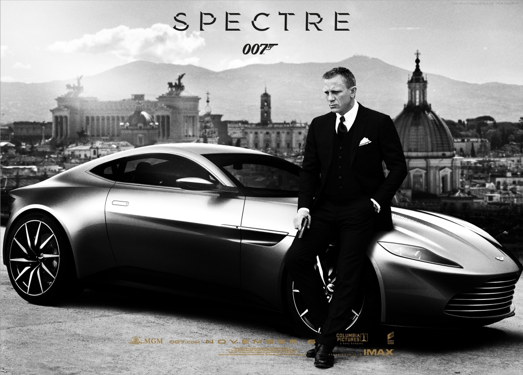 SPECTRE, James Bond, Daniel Craig, Sam Mendes