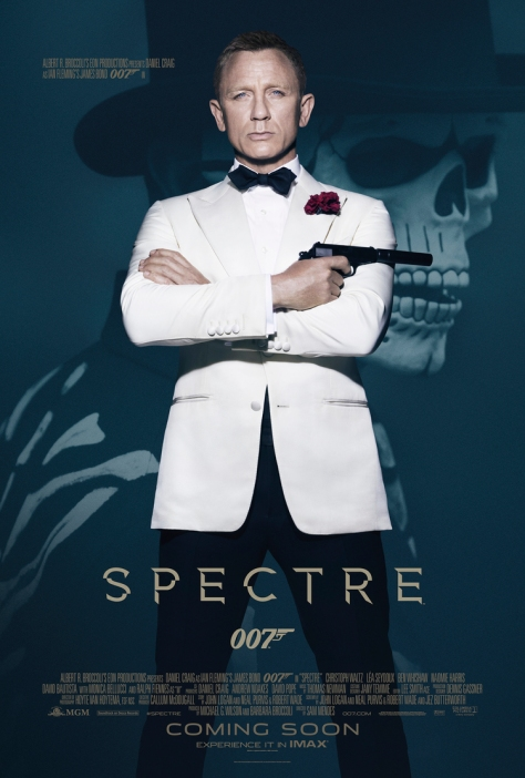 SPECTRE, James Bond, Daniel Craig