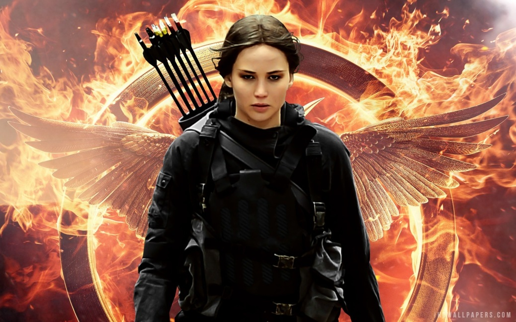 Jennifer Lawrence, The Hunger Games Mockingjay Part 2, Katniss Everdeen