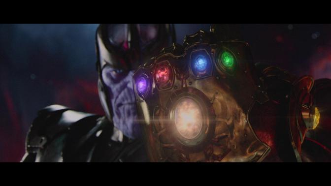 Thanos Picture from Avengers: Infinity War!!!