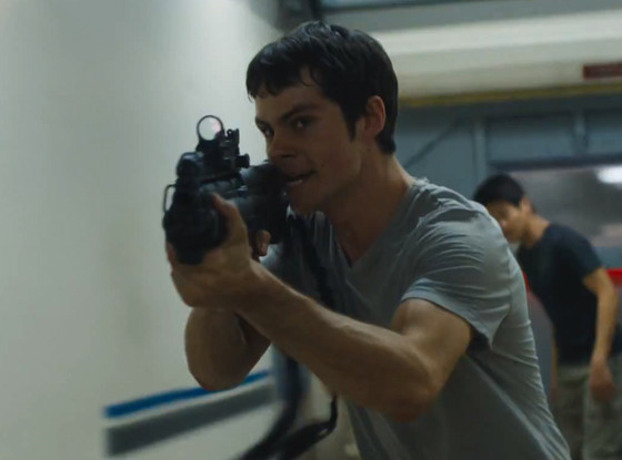 Dylan O'Brien, The Maze Runner: The Scorch Trials