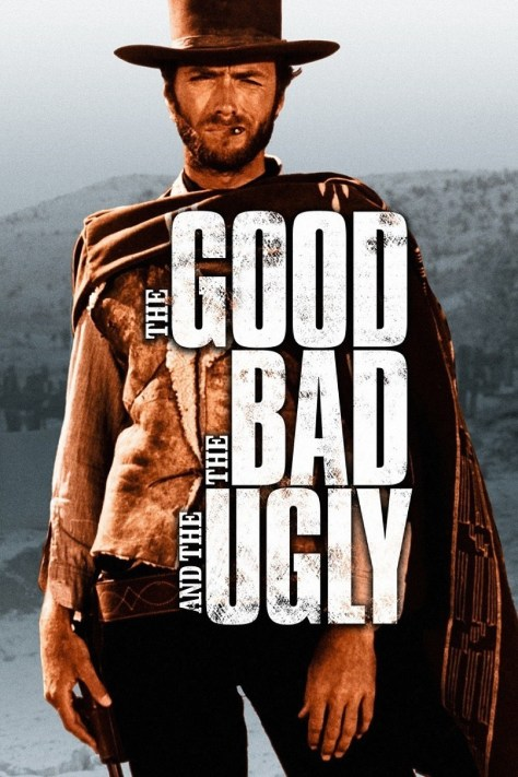 The Good The Bad and The Ugly, Clint Eastwood