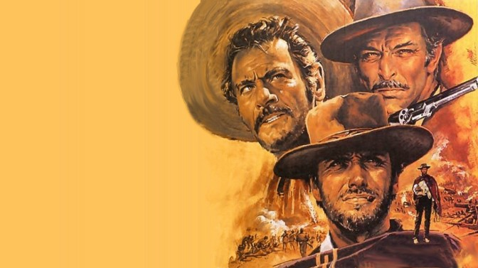 The Good, The Bad and The Ugly, Clint Eastwood, Eli Wallach